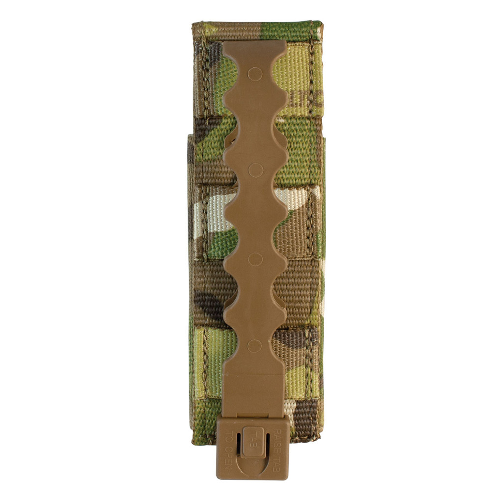 Single Pistol Mag Pouch Back - MultiCam