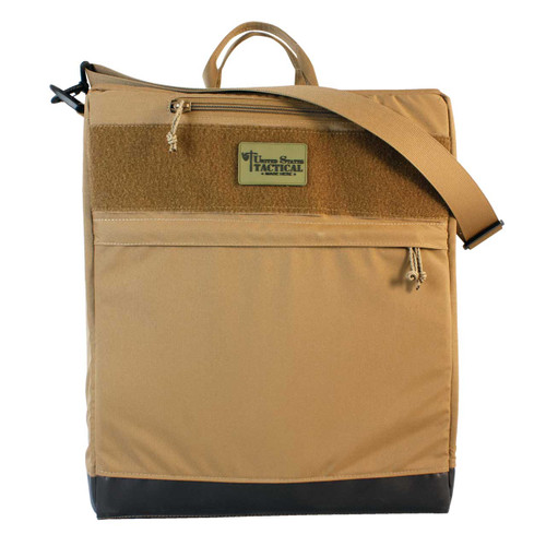 Kit Bag Front - Coyote