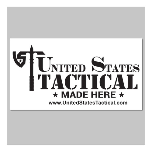 United States Tactical - Nested Logo Sticker