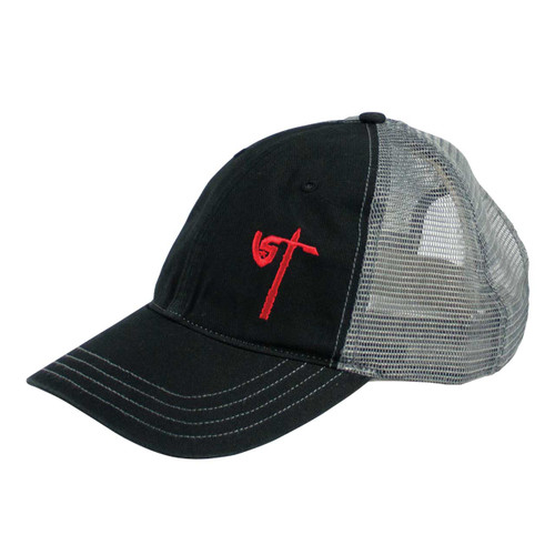 UST-CAP00201 - Black/Grey