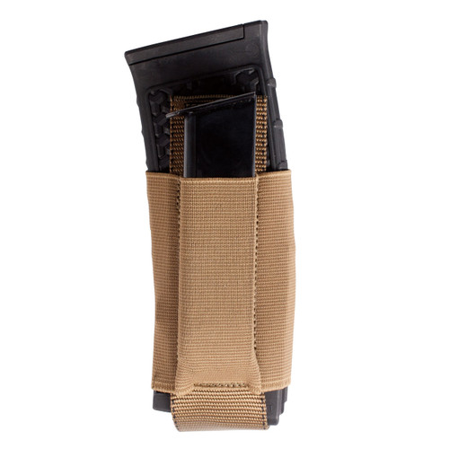 Double Mag Pouch - Coyote
