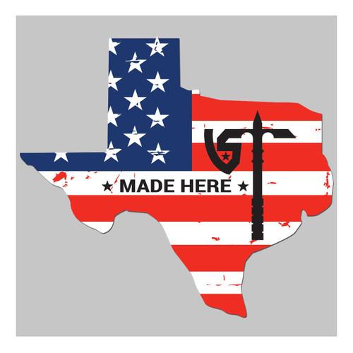 USA-Texas-UST Axe