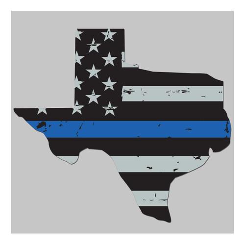 Thin Blue Line Texas