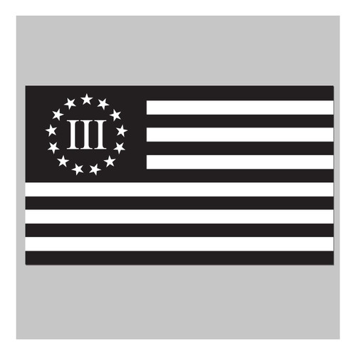 3 Percenter Flag