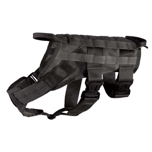 Patriot Vest - Black