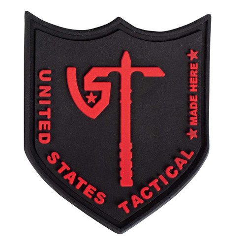 Tactical Patch - Shield - UST Made Here