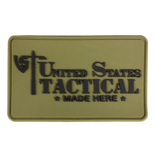 Tactical Patch - Rectangle - UST Logo