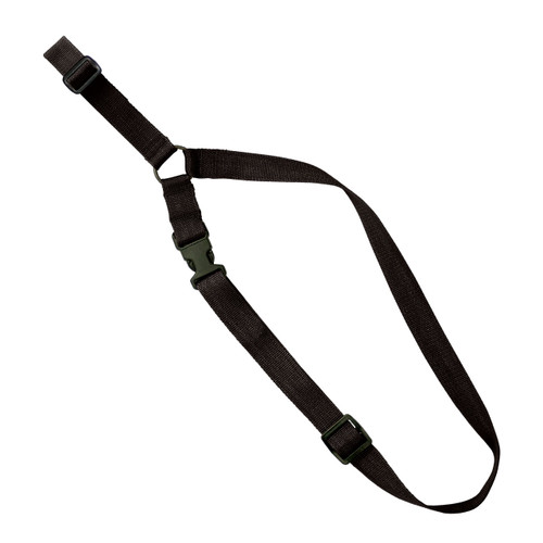 S1: Single-Point Tactical Sling - Open Ended - Black