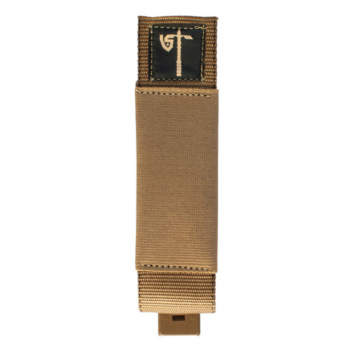 Single MP5 Mag Pouch Front - Coyote
