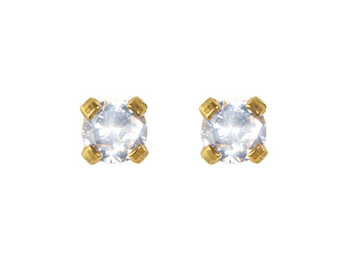 SYS75 Cubic Zirconia 3mm GP