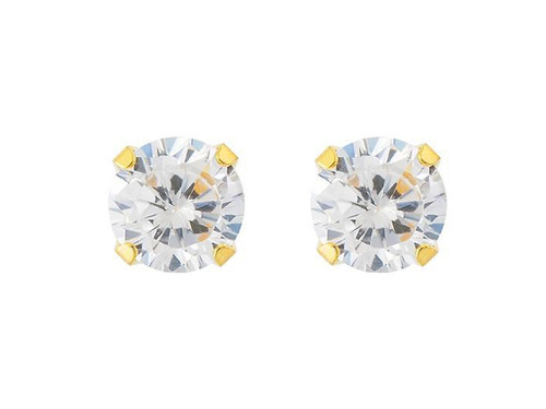 SYS75 Cubic Zirconia 4mm GP