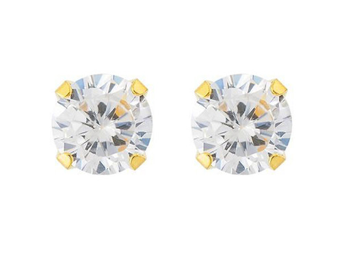 SYS75 Cubic Zirconia 6mm GP