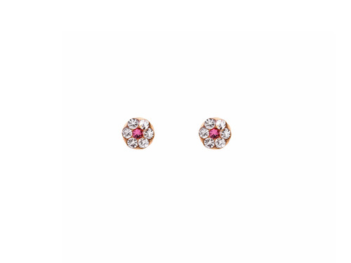 SYS75 Baby Daisy Crystal/Pink GP