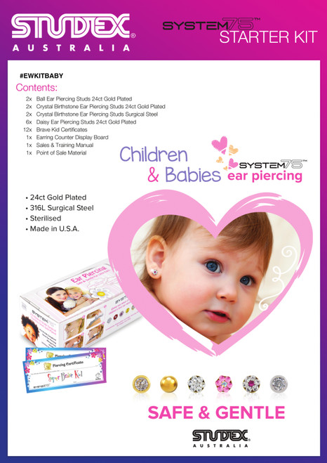 System 75 Baby Starter Kit