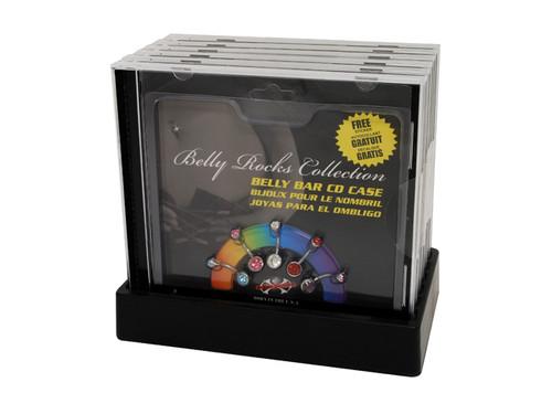 X8 CD Belly Rocks (Tray of 6 CDs)