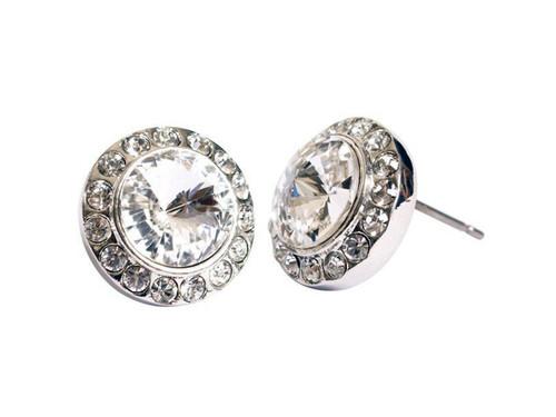 Rivoli Crystal Earring RH