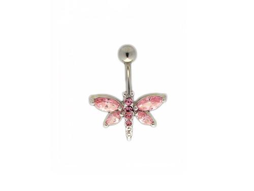 Dragonfly Banana Rose S/S/S