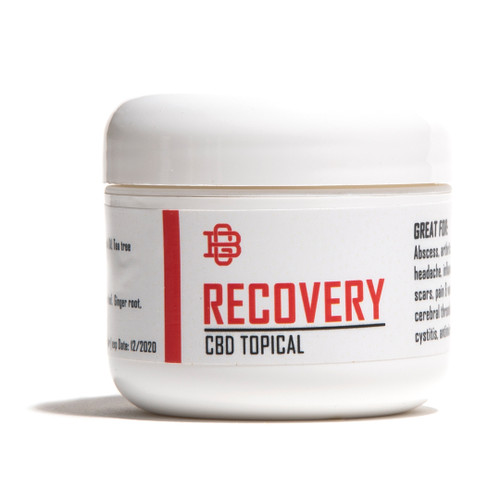 Recovery Topical Salve