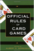 Official Rules of Card Games 4077PB