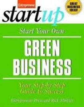 Start Your Own Green Business 0475PB