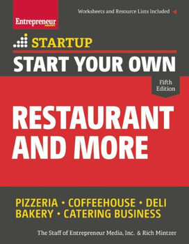 Start Your Own Restaurant and More 1183PB