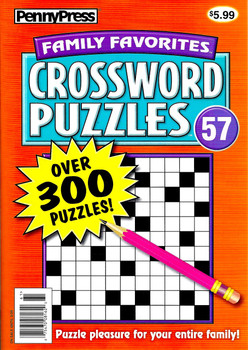 Family Favorites Crossword #57