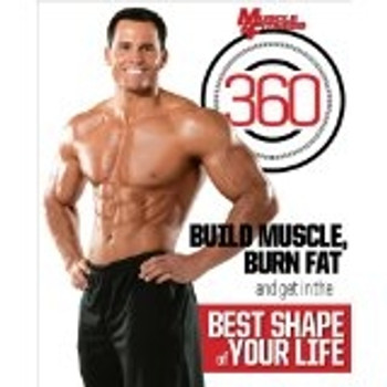 Muscle & Fitness 360:Build Muscle, Burn Fat.. 1427PB