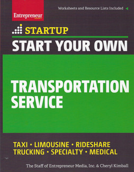 Start Your Own Transportation Service  1882PB