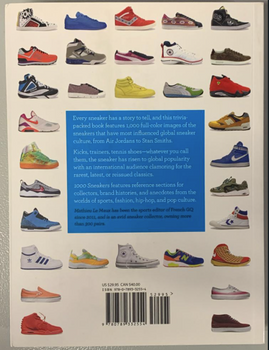 1000 Sneakers A Guide to the World's Greatest Kicks from Sports to Street Updated Edition 1913PB