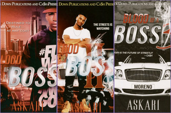 BLOOD OF A BOSS SERIES