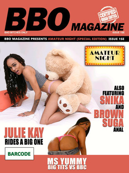 BBO Amateur Night Special Issue