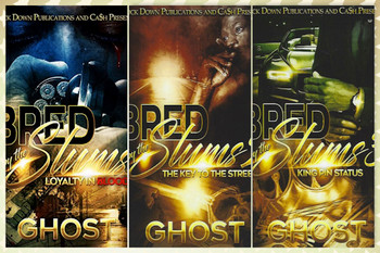 Bred By the Slums 1-3 Book Set