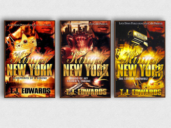 King of New York 1-3 Book Set