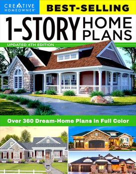 Best-Selling 1-Story Homes