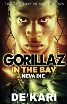 Gorillaz in the Bay
