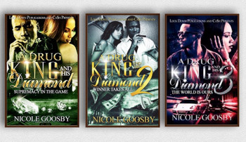 A Drug King And His Diamond 1-3 Book Set