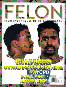 Felon Magazine #17