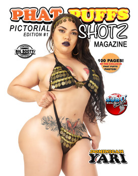 Phat Puffs Shotz Magazine #01