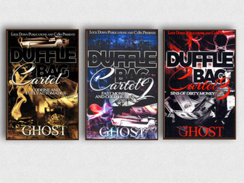 Duffle Bag Cartel 1-3 Book Set