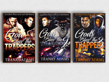 God Bless the Trappers Book Series 1-3