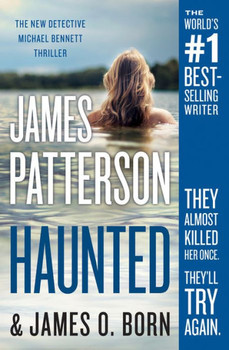Haunted by James Patterson 3478PB