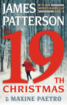19th Christmas by James Patterson 3472HC