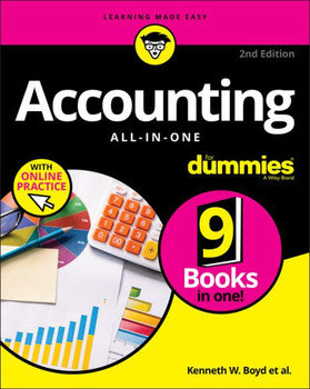 Accounting: All-In-One For Dummies, With Online Practice 3402PB