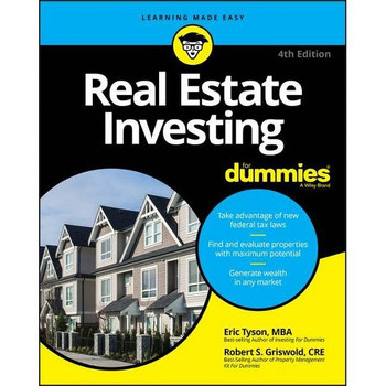 Real Estate Investing For Dummies 3423PB