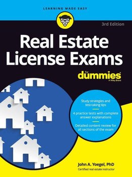 Real Estate License Exams For Dummies 3461PB