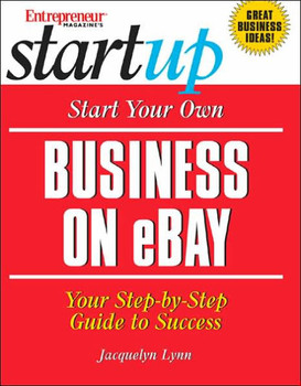 Start Your Own Business On Ebay: Your Step-by-Step Guide To Success 3426PB