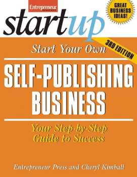 Start Your Own Self Publishing Business  3432PB