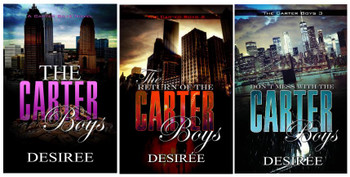 The Carter Boys (Parts 1, 2, 3) Book Set