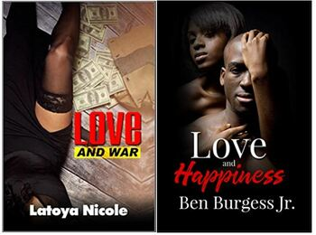 Love and War & Love and Happiness (2) Book Bundle