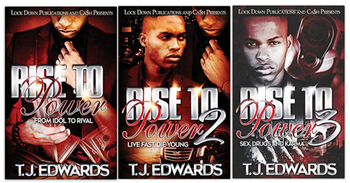 Rise To Power (Parts 1, 2 & 3) Book Set   3845PBS